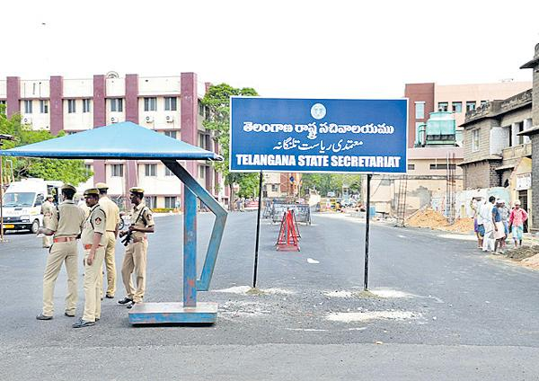 8 Samples for the new Secretariat - Sakshi
