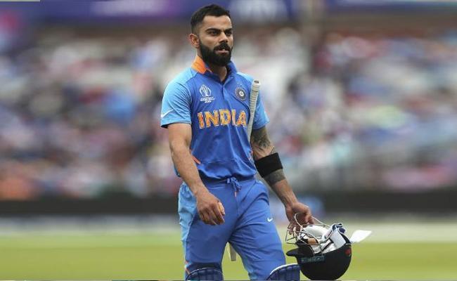 Virat Kohli Reveals How He Dealt With Heartbreak of Losing World Cup Semi Final - Sakshi