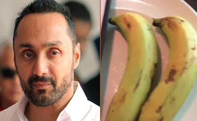 Rahul Bose Shocks With 2 Bananas Bill Rs 442.5 At 5 Star Hotel - Sakshi