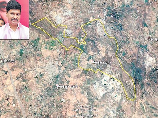 Santosh Kumar announces adoption of Keesara forest - Sakshi