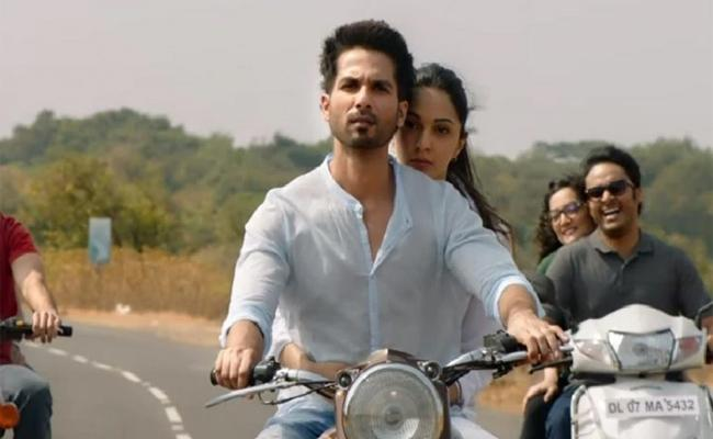 shahid Talks about His Blockbuster Hit Of Kabir Singh - Sakshi