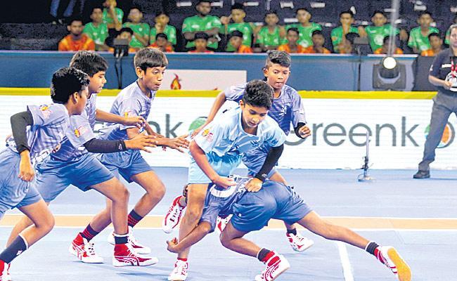KBD Juniors Kabaddi League 2019 Final On 25th July - Sakshi