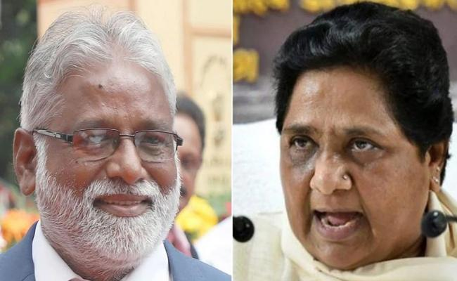 Mayawati Expels BSP MLA N Mahesh - Sakshi