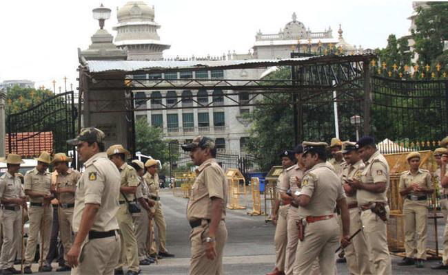 Prohibitory Orders Imposed in Bengaluru - Sakshi