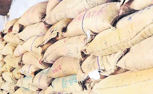 Ration Rice Smuggling in Hyderabad - Sakshi