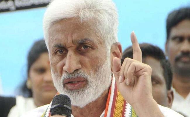 Vijayasai Reddy Criticize Chandrababu Naidu - Sakshi