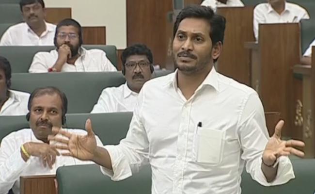 CM YS Jagan Explain On 75 Percent Employment To Locals - Sakshi