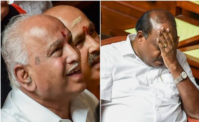 Editorial Article On BC Karnataka Politics - Sakshi