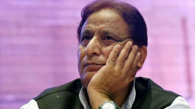Uproar in Lok Sabha Over Azam Khans Remarks - Sakshi