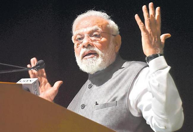 Grand museum for all Prime Ministers will be built in Delhi - Sakshi