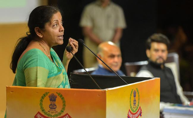 Nirmala Sitharaman to attend 159th Income Tax Day event - Sakshi