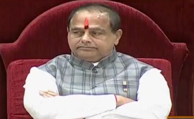 4 TDP MLAs Suspended From AP Assembly - Sakshi