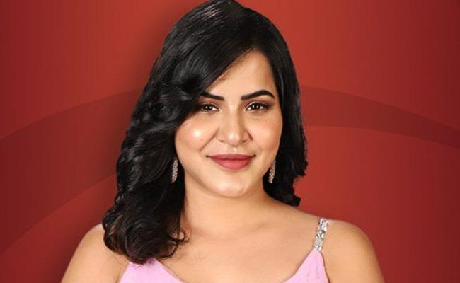 Ashu Reddy As Contestant In Bigg Boss 3 Telugu - Sakshi