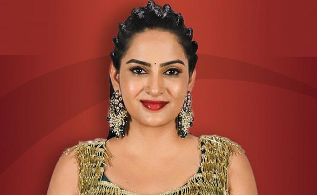 Himaja As Contestant In Bigg Boss 3 Telugu - Sakshi