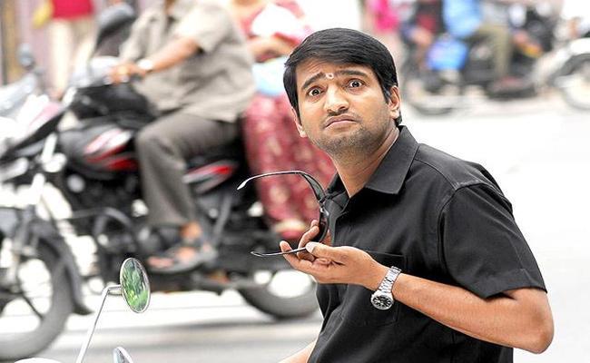 Complaint File on Comedian Santhanam Tamil Nadu - Sakshi