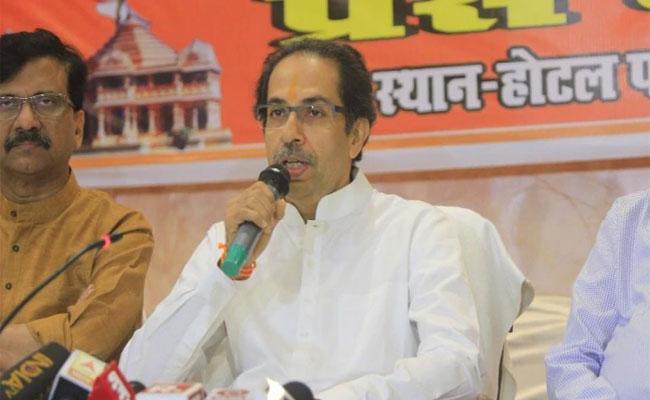 Shiv sena Party Supports BJP In  Karnataka - Sakshi