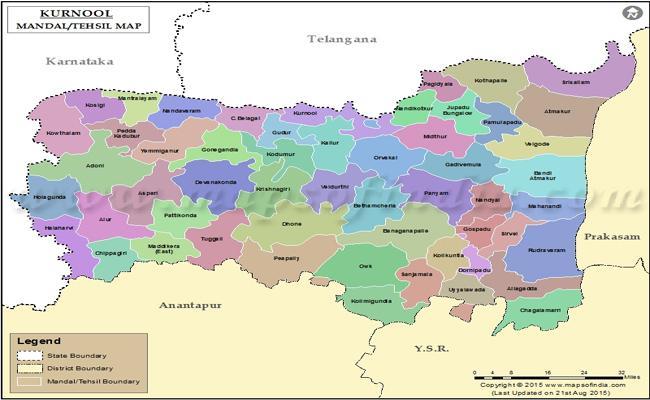 Six More Major Panchayats In Kurnool District Upgraded As Municipalities - Sakshi