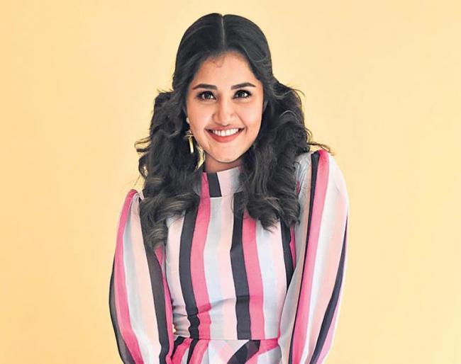 Anupama Parameswaran interview about Rakshasudu - Sakshi
