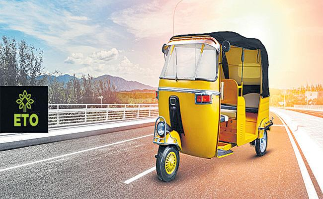 Electric Autos Coming To Hyderabad Soon - Sakshi