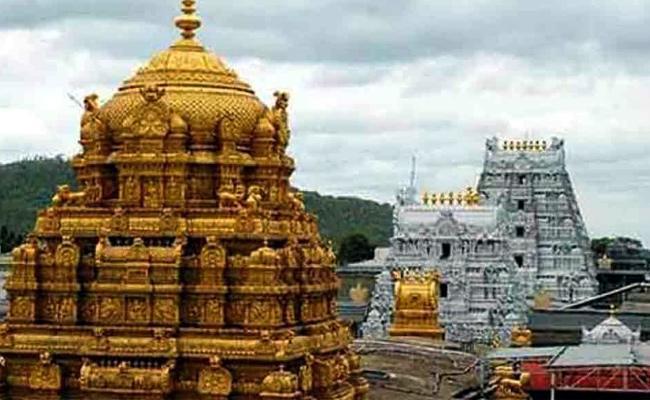Devotees Gave Huge Donations For Lord Venkateshwara - Sakshi