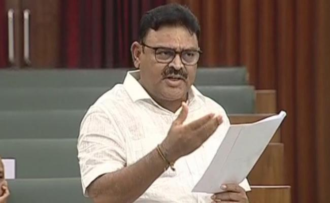 Ambati Rambabu Speech in Assembly Over Judicial Bill Discussion - Sakshi