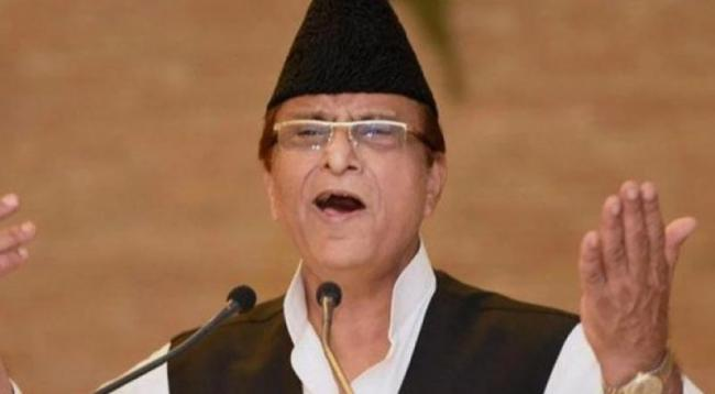 Women MPs Demand Very Strict Action Against Azam Khan - Sakshi