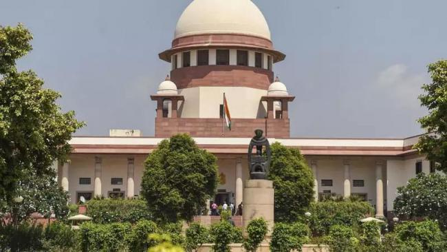 SC orders setting up of special courts in districts level - Sakshi