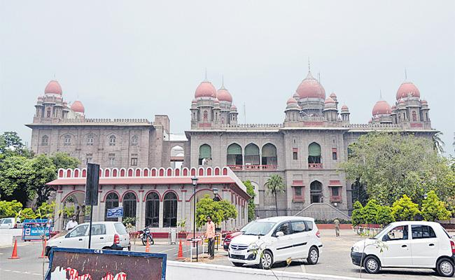 High Court On R And B Report Over Assembly Building - Sakshi