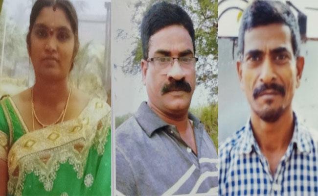 Missing Cases In Kovvur West Godavari - Sakshi