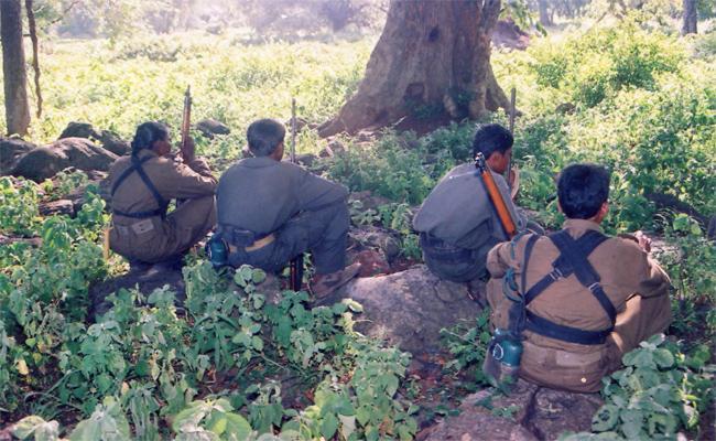 Continuous Surveillance In Palnadu Villages Over Maoist's  Martyrs Commemoration Week - Sakshi
