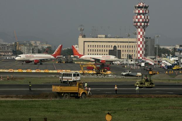 An Innocuous Call At Mumbai Airport Sparked Security Scare - Sakshi
