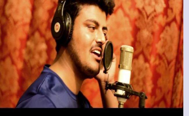 Singer arrested for bhejo kabristan song  - Sakshi
