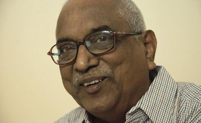 Sriramana Article On Indraganti Sreekanth Sarma - Sakshi
