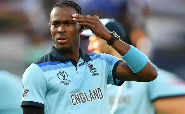 Jofra Archer Reveals He Was Unable to Play Without Painkillers During World Cup - Sakshi
