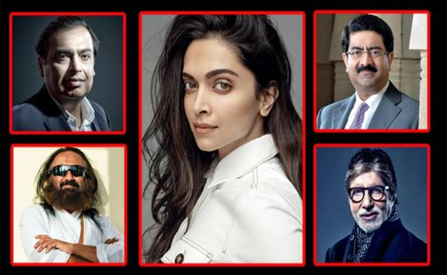 The Most Powerful People Of India 2019 - Sakshi