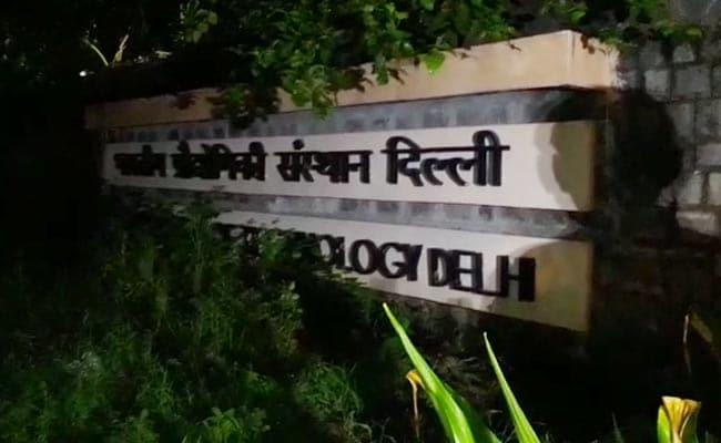 Family Found Dead On IIT Campus In Delhi - Sakshi