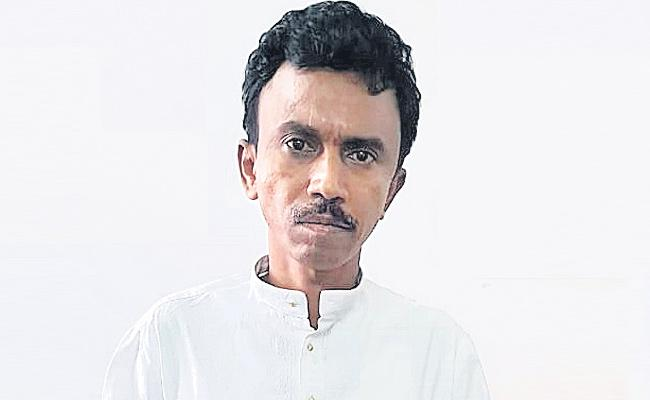 PD Act File on Gardas Ramesh - Sakshi