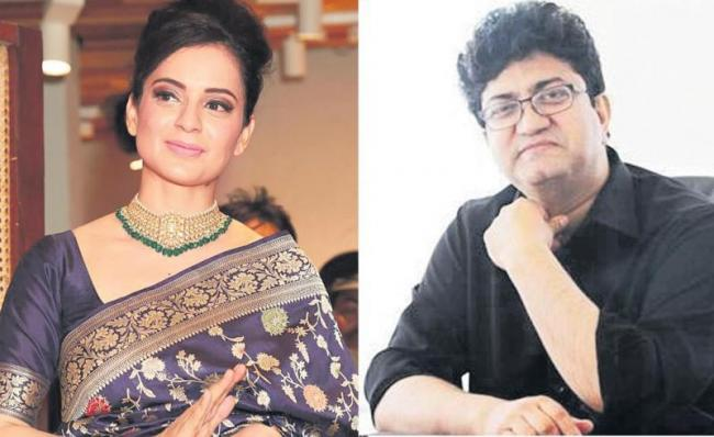 Kangana, Prasoon Joshi and 60 other celebs issue statement in response to open letter - Sakshi