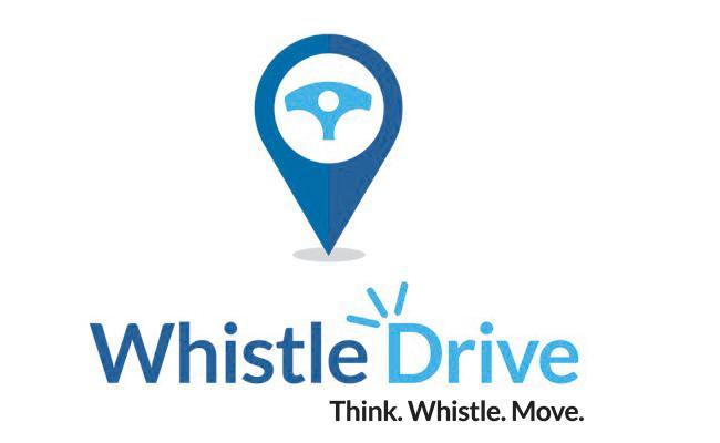 Whistle Drive Startup Story - Sakshi