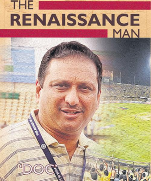 Book of The Renaissance Man MV Sridhar Launched - Sakshi
