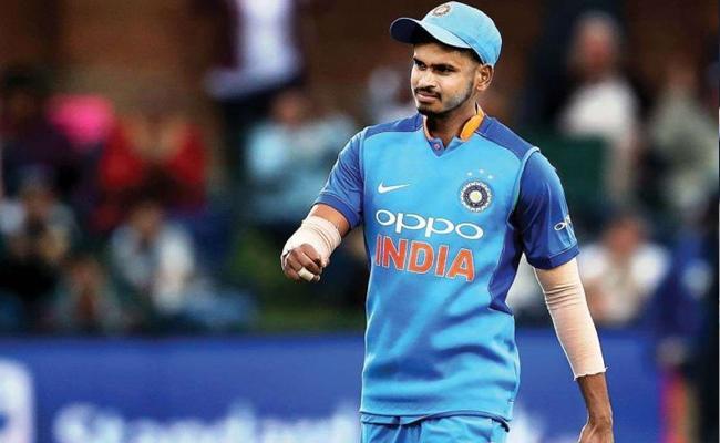 Shreyas Iyer Says Good Talent Needs A Certain Amount Of Chances - Sakshi