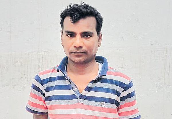 Task Force police Caught the Accused Surya Prakash Chary - Sakshi
