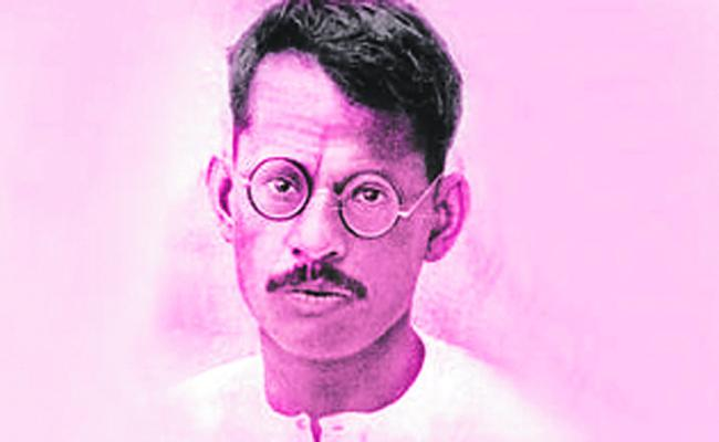 Remembering Ganesh Shankar Vidyarthi - Sakshi