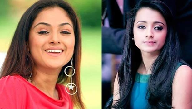 Trisha and Simran's next titled Sugar - Sakshi