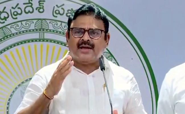 Ambati Rambabu Slams TDP Over Kapu Caste Reservation - Sakshi