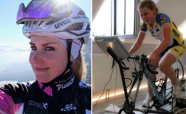 Kidnapped Triathlete Says She Sweet Talked Captor Into Letting Her Go - Sakshi