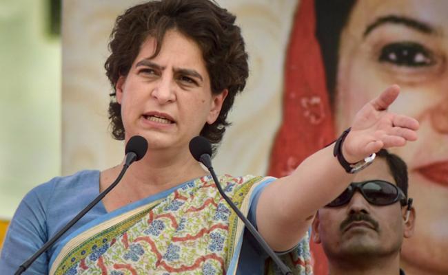 Priyanka Gandhi Questions After Unnao Rape Survivor Accident - Sakshi