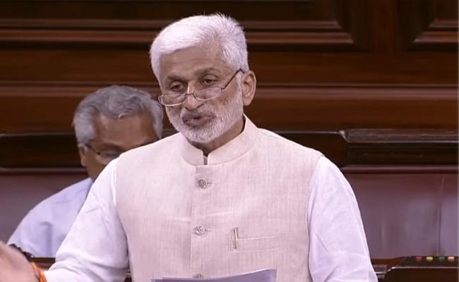 Vijaya Sai Reddy Speech In Rajya Sabha - Sakshi