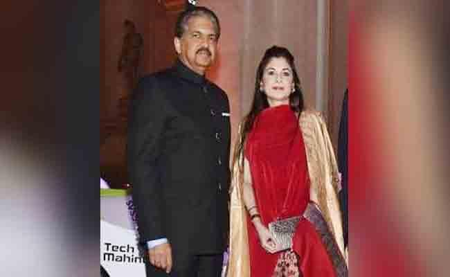 Anand Mahindra Hilarious Reply To His Wife After She Asked Him To Cook - Sakshi