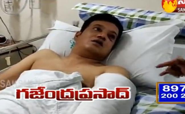 Police Search Is Going On For Kinappers Who Attempted To Kidnap Domalguda Based Businessman Says DCP - Sakshi